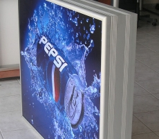 Double sided Sign Systems