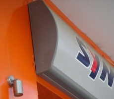 Single Sided Sign Systems
