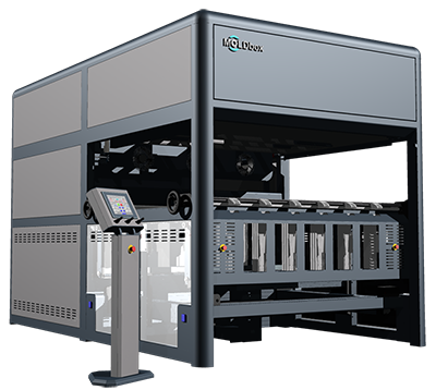 moldbox thermoforming machine