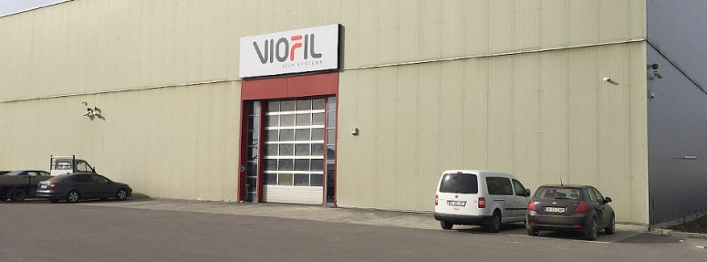VIOFIL - Factory in Romania