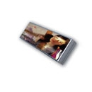 Flexible face lightbox 172mm with front opening system